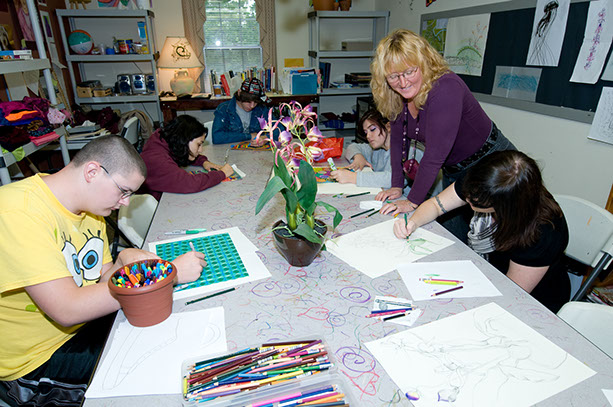 Doylestown Art Room