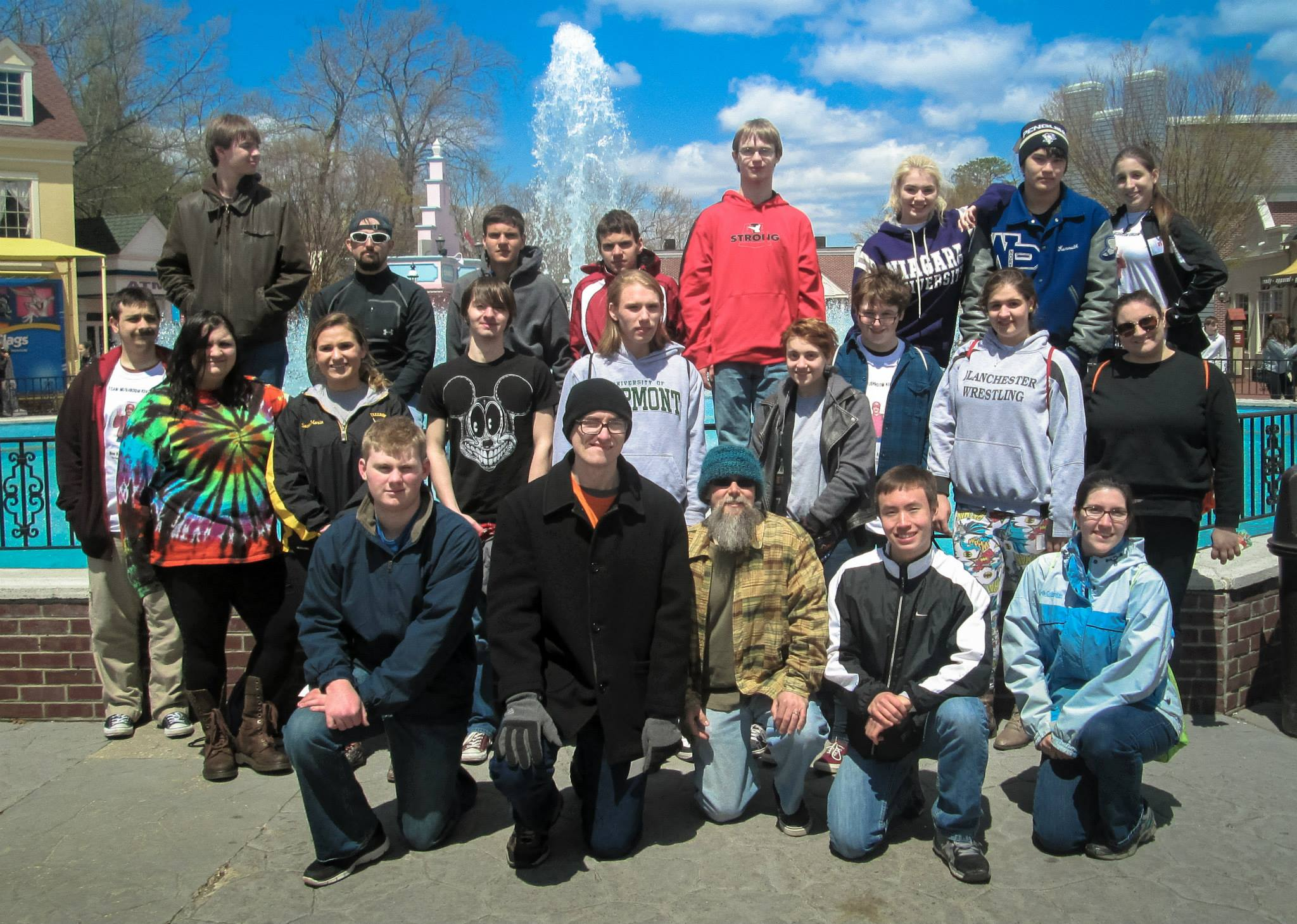 Six Flags Math and Physics Trip