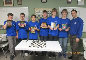 Chess Team 11/18/2015