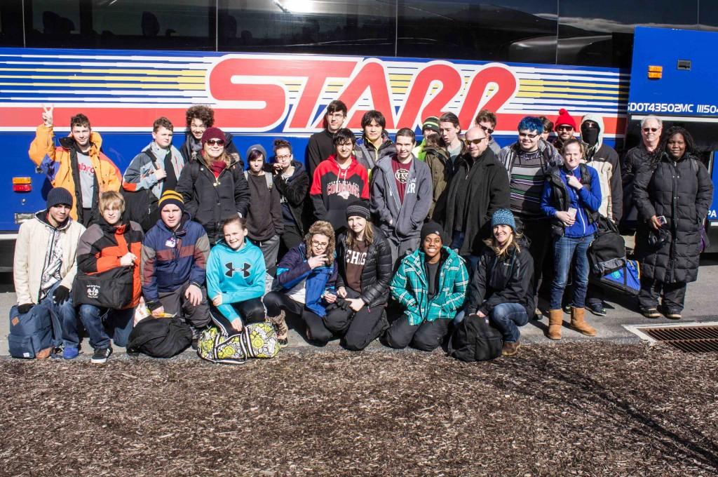 NHA Ski Trip