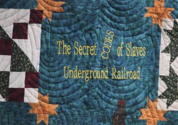 The Secret Codes of Slaves presentation at NHA