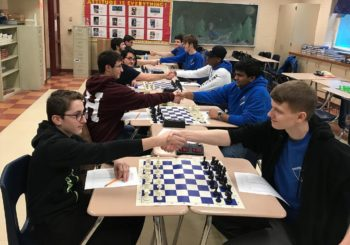 Blue Magic: NHA Chess
