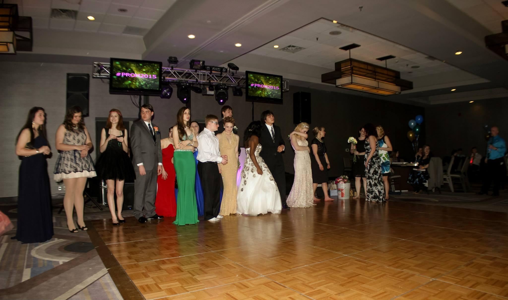 NHA Prom Night - 2015