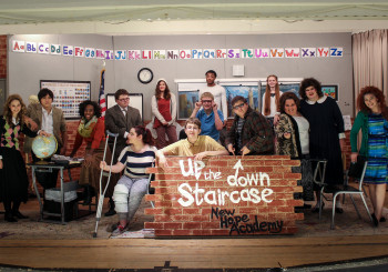 Cast of Up The Down Staircase