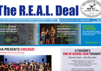 The R.E.A.L Deal Newspaper Issue 4 -2019