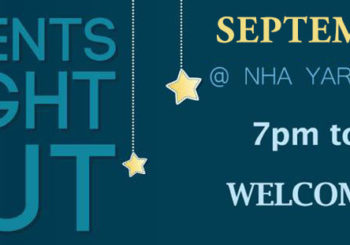 Parent Night Out: 9/25