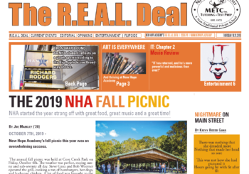 The R.E.A.L Deal Newspaper Issue 1 -2019